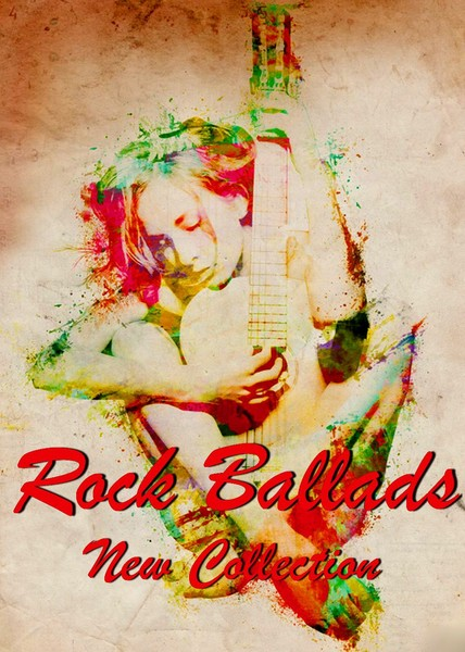 Rock Ballads - New Collection (3CD) (2000 - 2010)