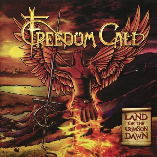 Land of the Crimson Dawn